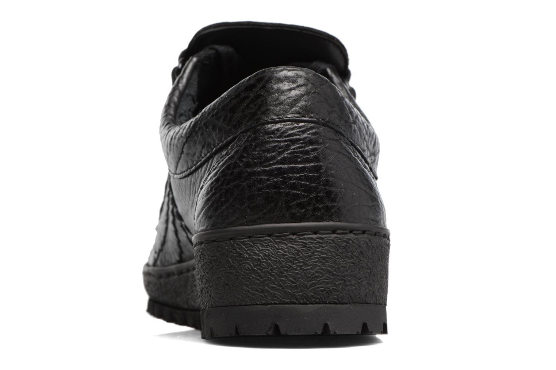 Chaussures à lacets Mephisto Rainbow Noir vue droite