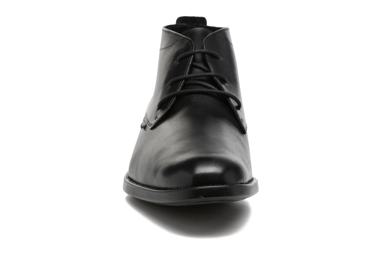 Chaussures à lacets Mephisto Claudio Noir vue portées chaussures