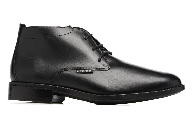 Chaussures à lacets Mephisto Claudio Noir vue derrière