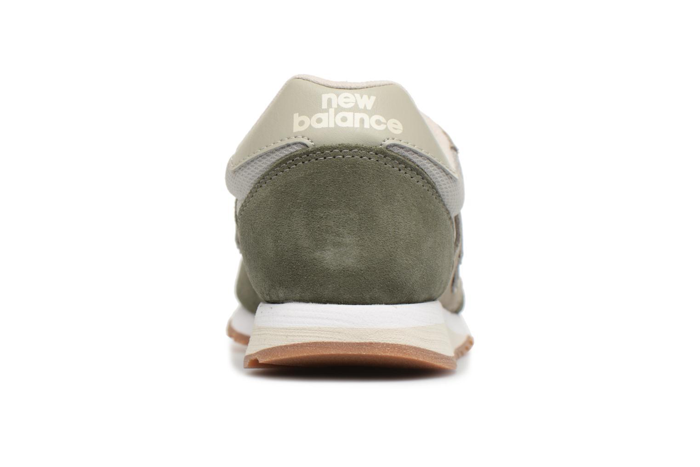 Sneakers New Balance WL520 Groen rechts