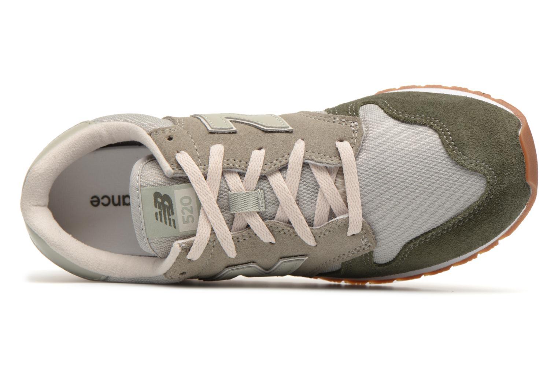 Sneakers New Balance WL520 Groen links