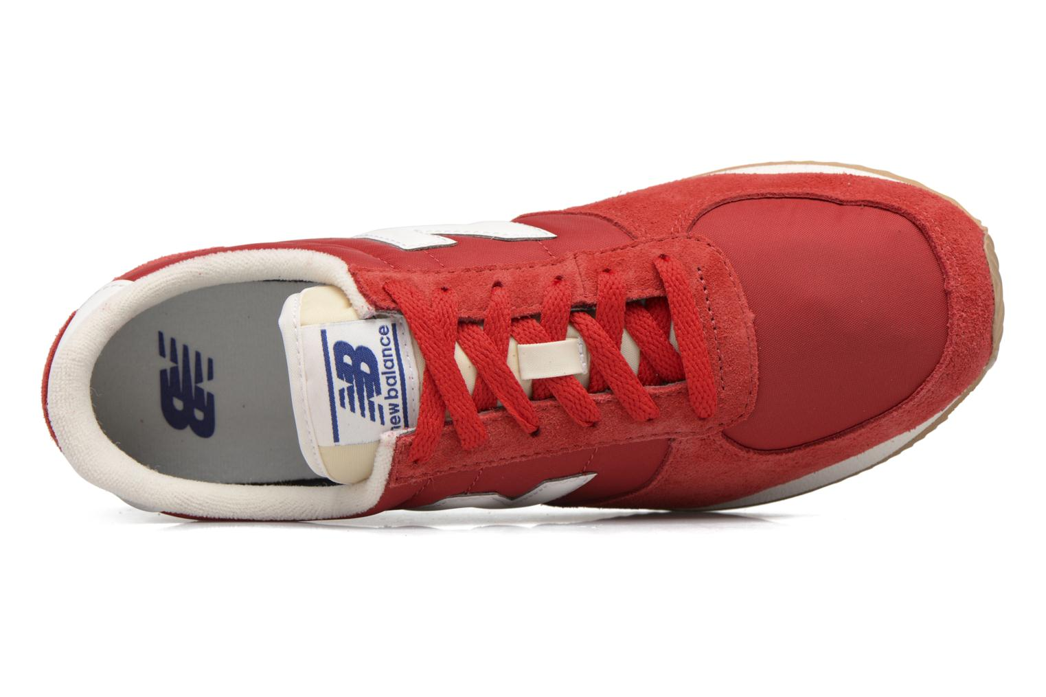 Sneakers New Balance U220 Rosso immagine sinistra