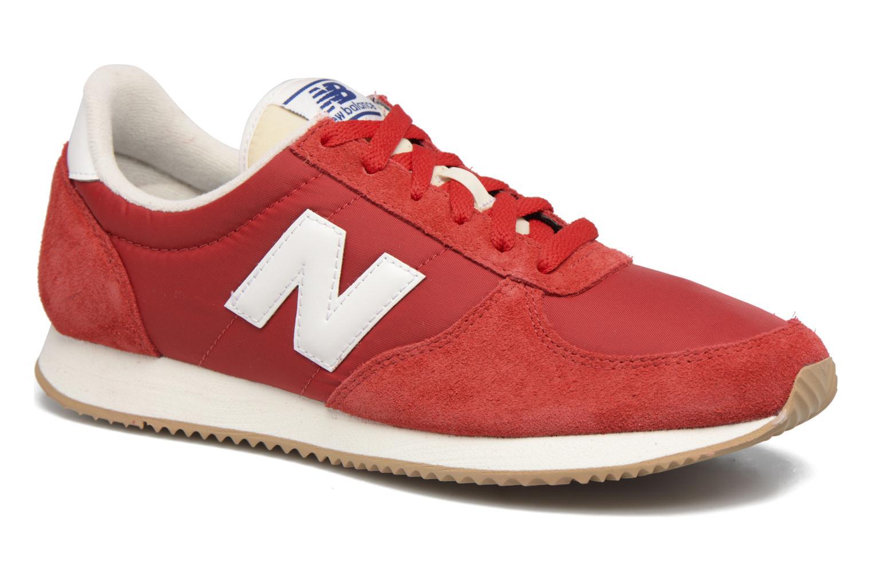 Sneakers New Balance U220 Rosso vedi dettaglio/paio