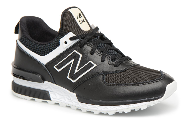 Zapatos promocionales New Balance WS574 (Negro) - Deportivas   Venta de liquidación de temporada