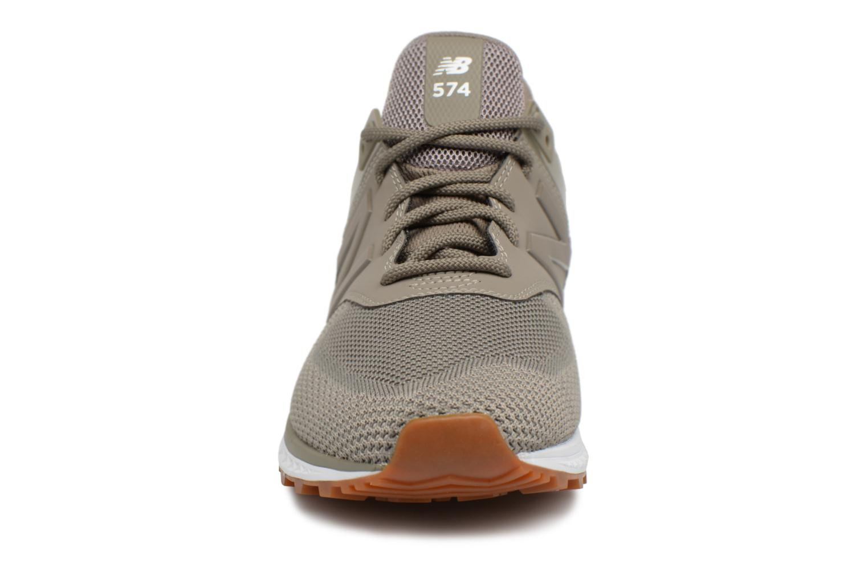 Sneakers New Balance MS574 Grijs model