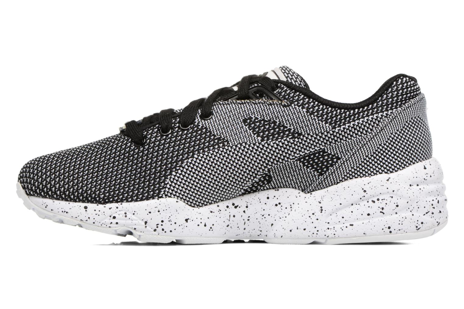 Trinomic R698 Knit Speckle W White/black
