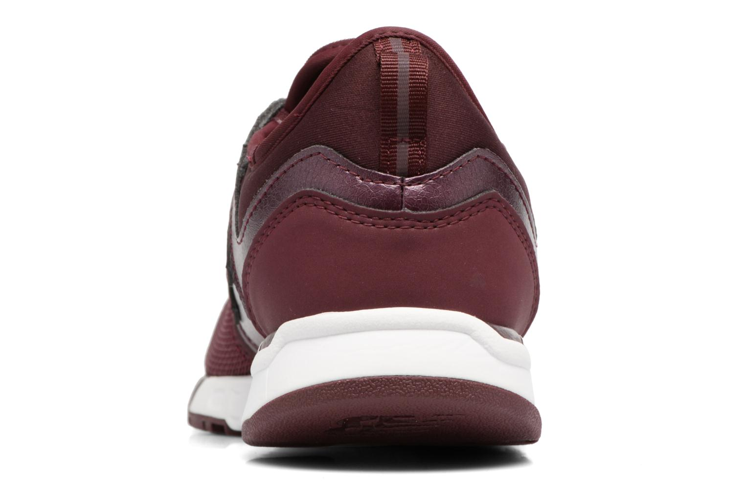 Trainers New Balance WRL247 B Burgundy view from the right
