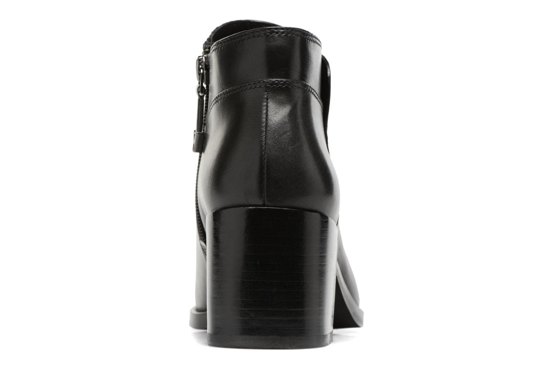 Bottines et boots What For Freda Calf Noir vue droite