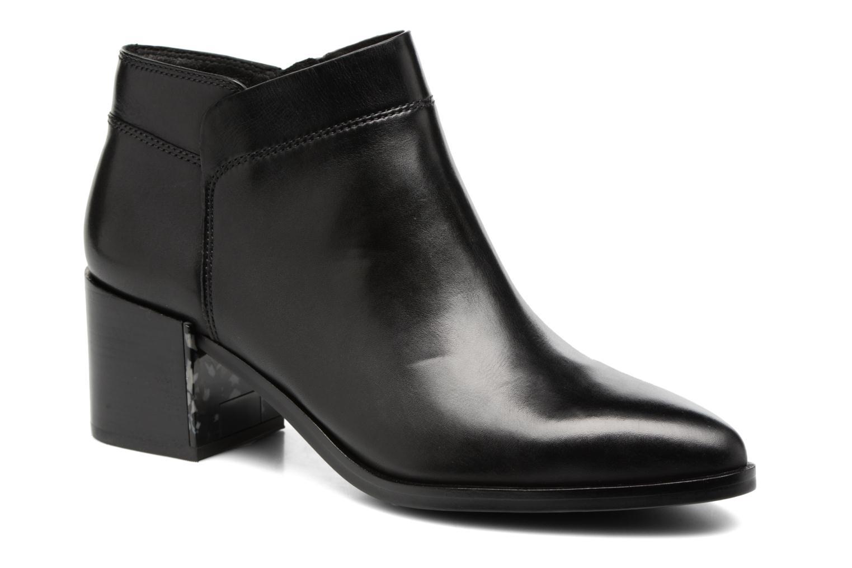 Bottines et boots What For Freda Calf Noir vue détail/paire