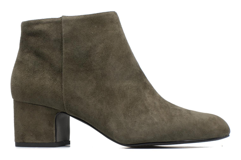Bottines et boots What For Marylin Vert vue derrière