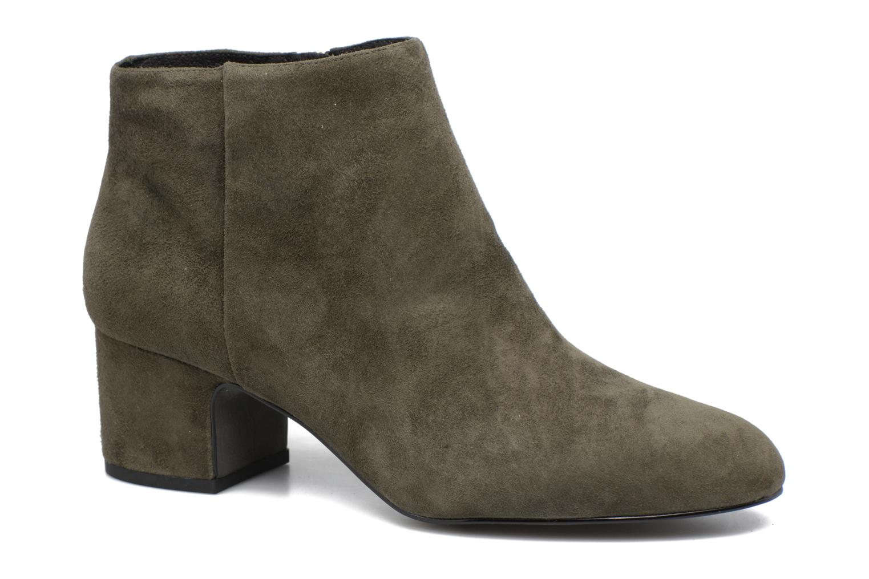 Bottines et boots What For Marylin Vert vue détail/paire
