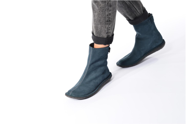 Bottines et boots Camper Betle K400010 Noir vue bas / vue portée sac