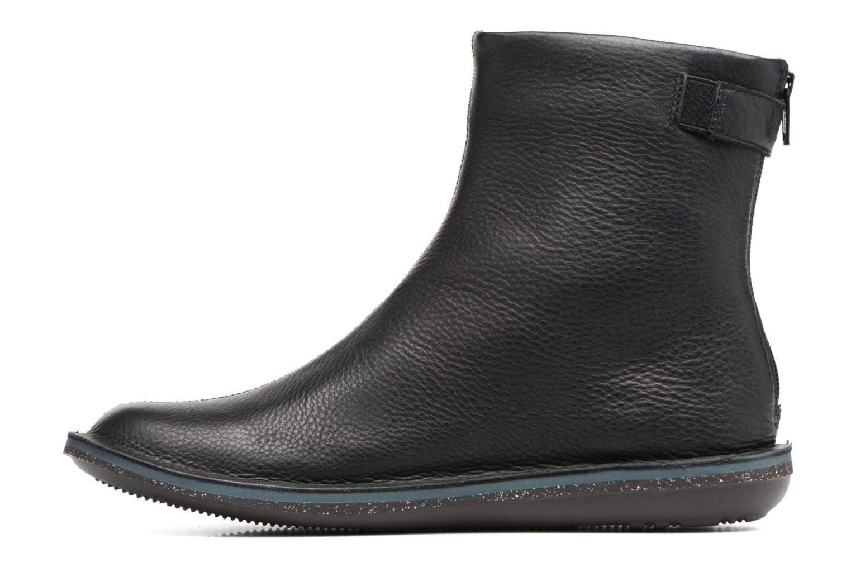 Bottines et boots Camper Betle K400010 Noir vue face