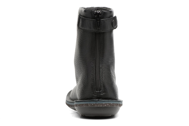 Bottines et boots Camper Betle K400010 Noir vue droite