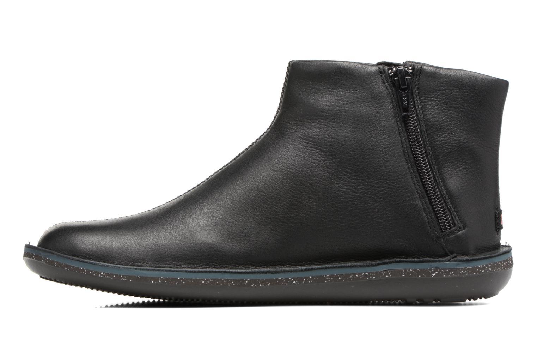 Bottines et boots Camper Betle 46613 Noir vue face