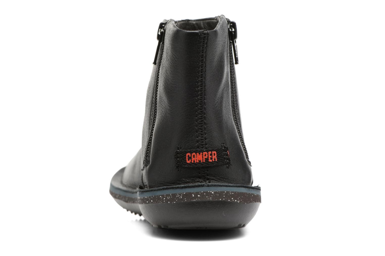 Bottines et boots Camper Betle 46613 Noir vue droite