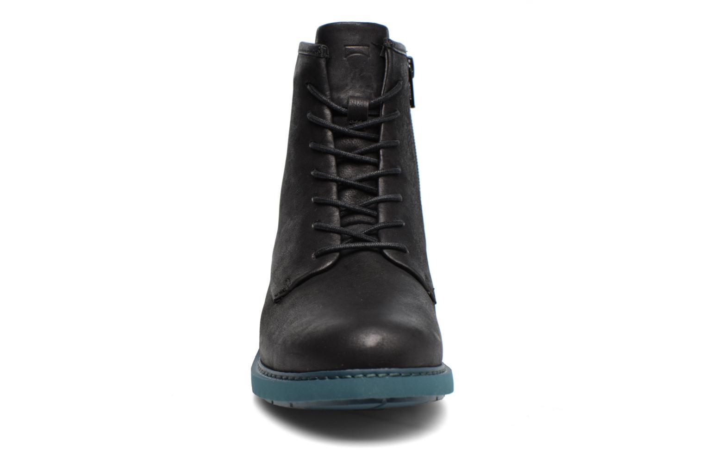 Bottines et boots Camper Neuman K400245 Noir vue portées chaussures