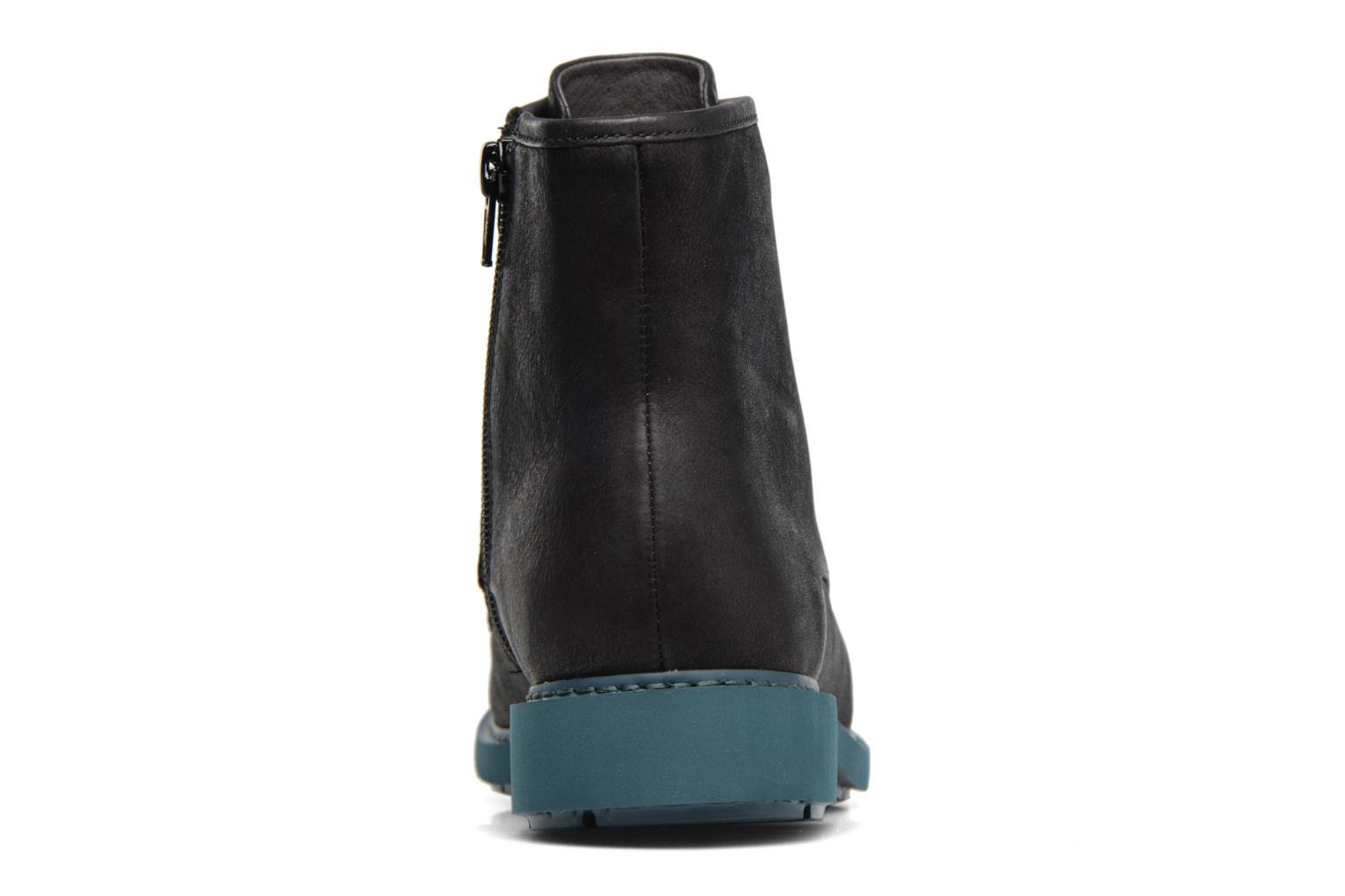 Ankle boots Camper Neuman K400245 Black view from the right
