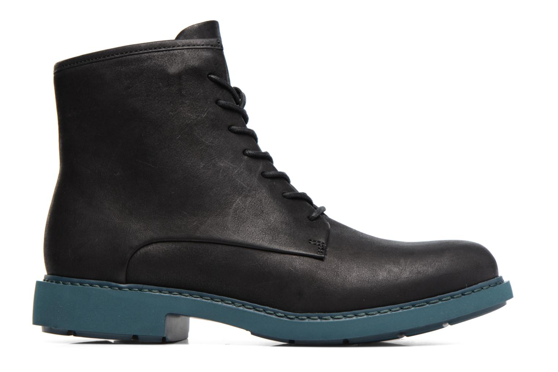Ankle boots Camper Neuman K400245 Black back view