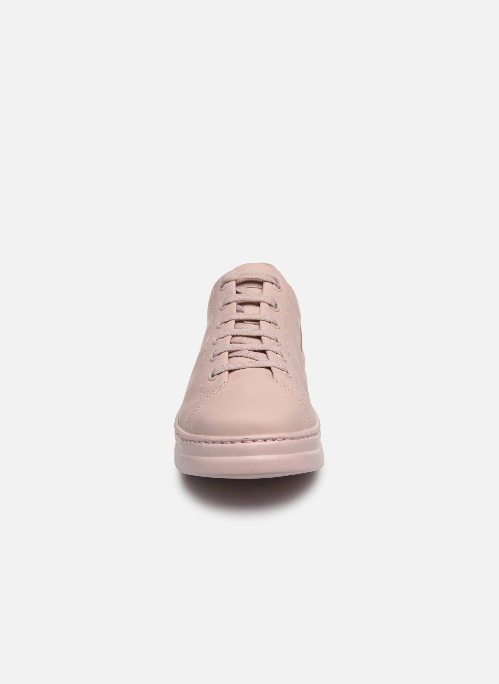 Baskets Camper Runner K200508 Rose vue portées chaussures