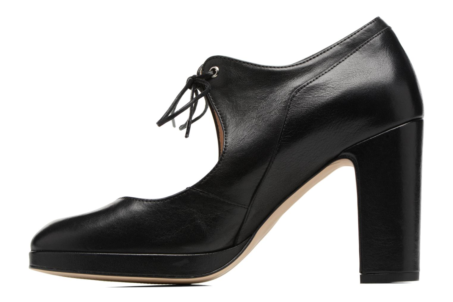 High heels Georgia Rose Colina Black front view