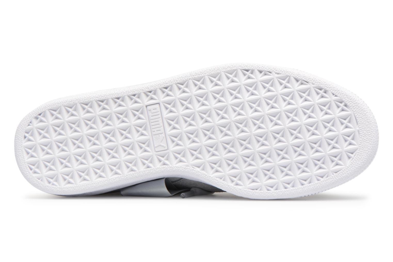 Sneakers Puma Basket heart Msafari Wn's Grijs boven