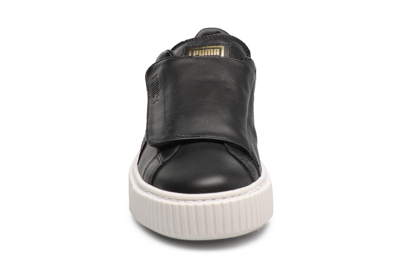 Sneakers Puma Wns Basket Platf Bigv Zwart model