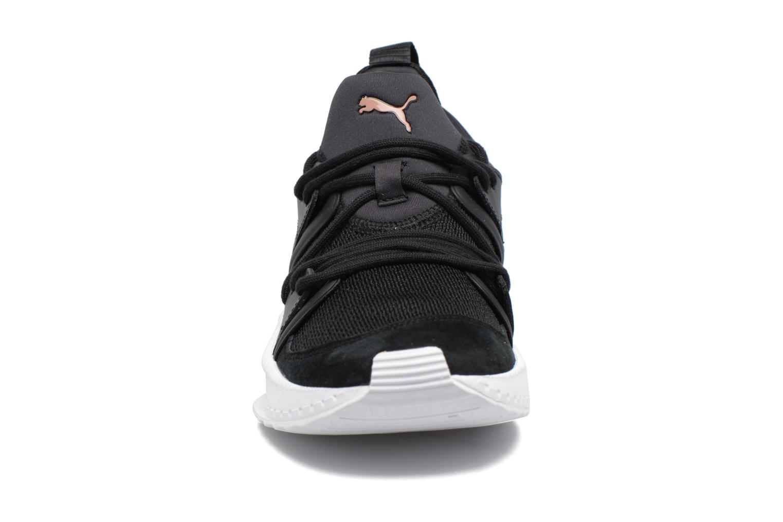 Baskets Puma Wns Tsugi Blaze Noir vue portées chaussures