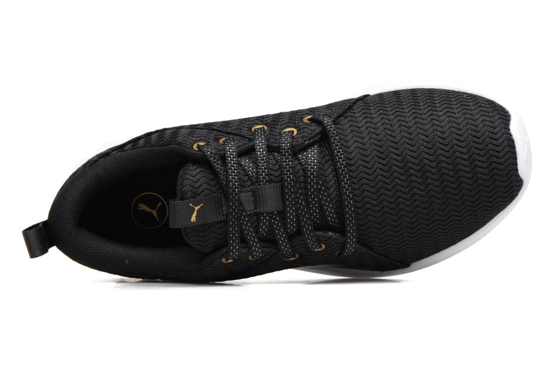 Chaussures de sport Puma Wns Carson 2 Metallic Noir vue gauche