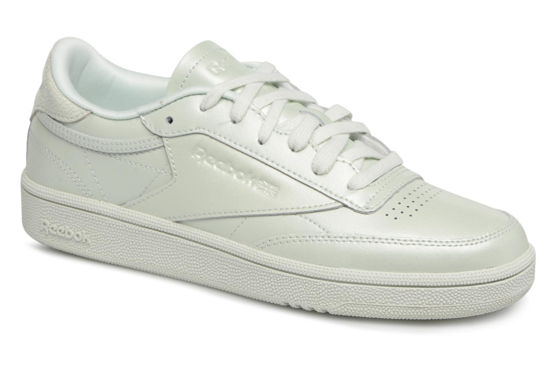 Grandes descuentos últimos zapatos Reebok Club C 85 W (Verde) - Deportivas Descuento