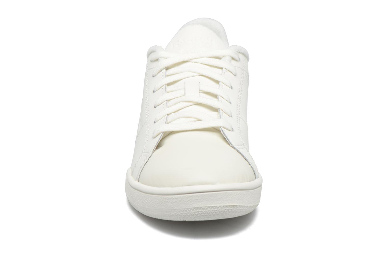Baskets Reebok Npc II Fbt Blanc vue portées chaussures