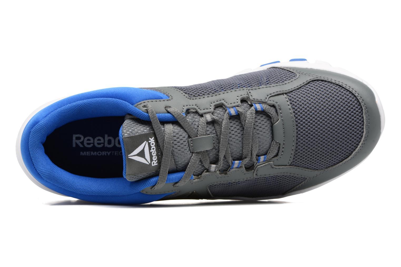 Chaussures de sport Reebok Yourflex Train 9.0 Bleu vue gauche