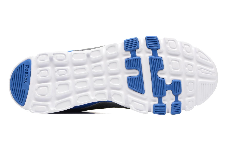 Chaussures de sport Reebok Yourflex Train 9.0 Bleu vue haut