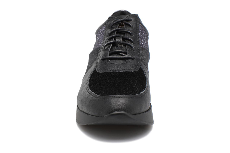 Baskets Stonefly Face 5 Noir vue portées chaussures
