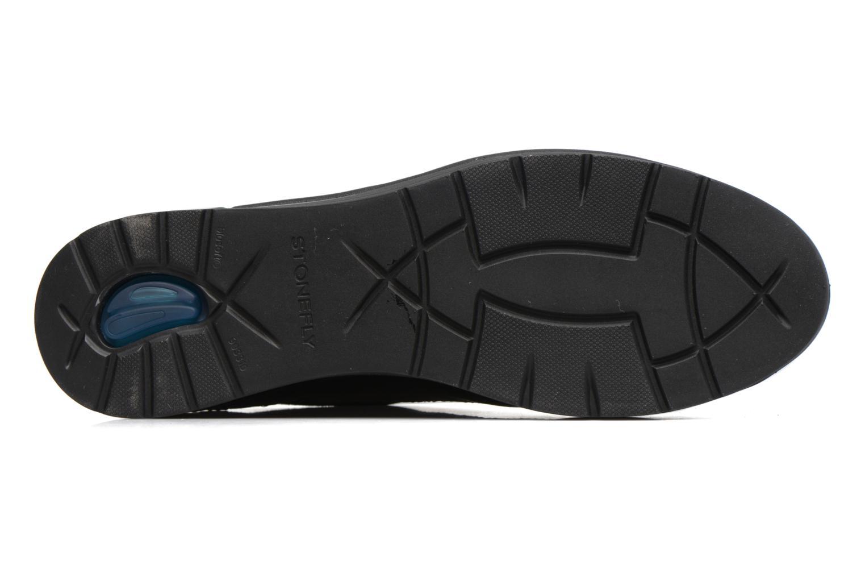 Zapatos con cordones Stonefly Cream 2 Negro vista de arriba