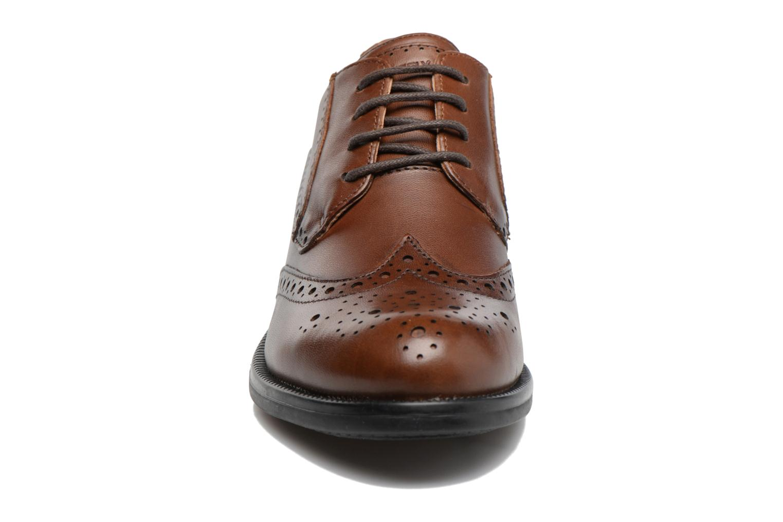 Zapatos con cordones Stonefly Clyde 21 Marrón vista del modelo