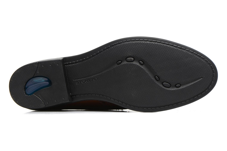 Zapatos con cordones Stonefly Clyde 21 Marrón vista de arriba
