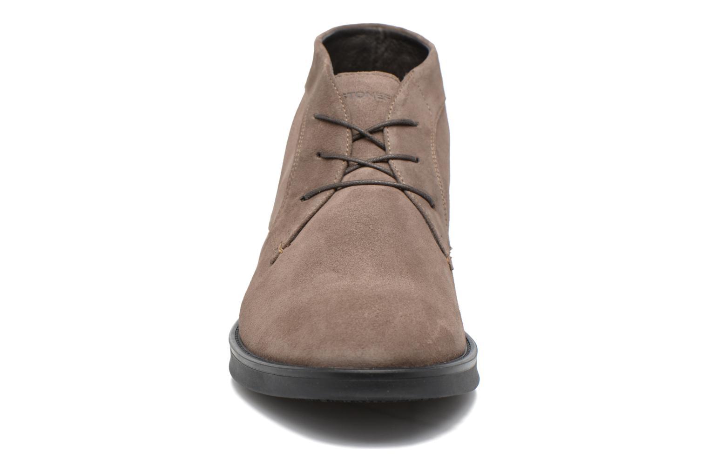 Zapatos con cordones Stonefly Class II 4 Beige vista del modelo