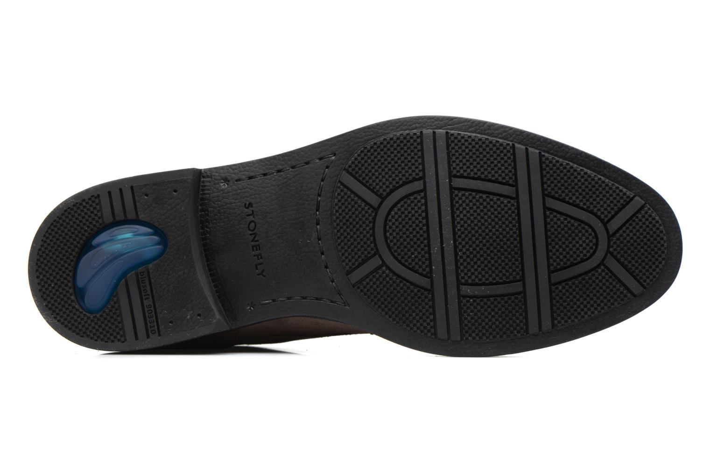 Zapatos con cordones Stonefly Class II 4 Beige vista de arriba