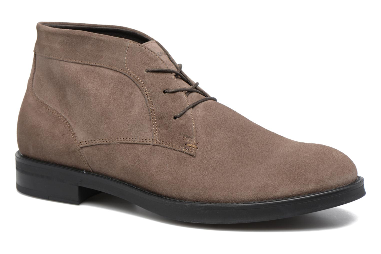 Zapatos con cordones Stonefly Class II 4 Beige vista de detalle / par