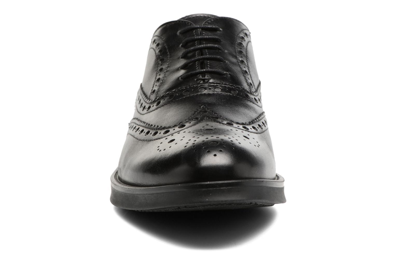 Chaussures à lacets Stonefly Class II 2 Noir vue portées chaussures