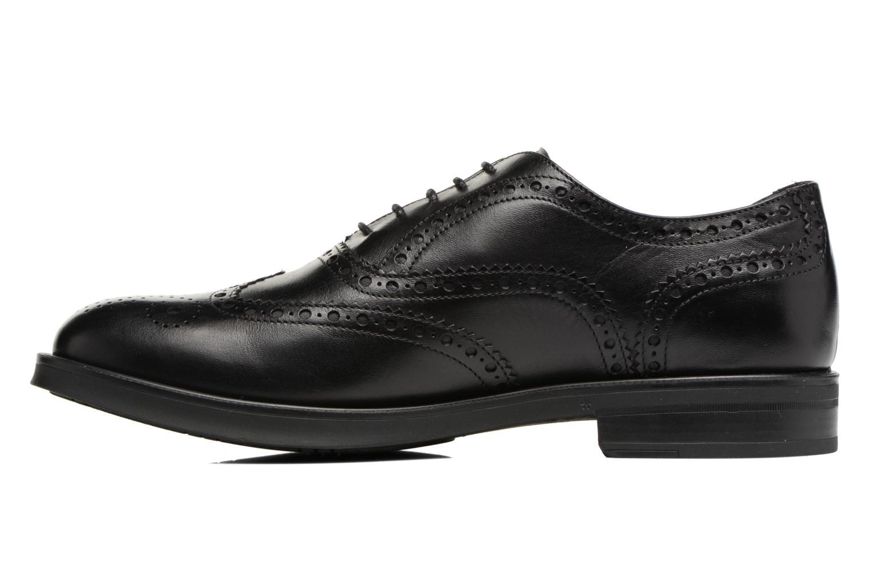 Chaussures à lacets Stonefly Class II 2 Noir vue face