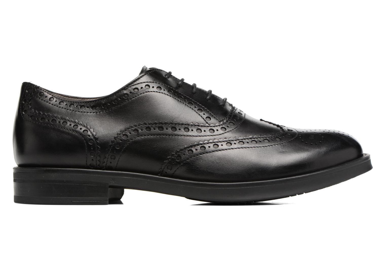 Chaussures à lacets Stonefly Class II 2 Noir vue derrière
