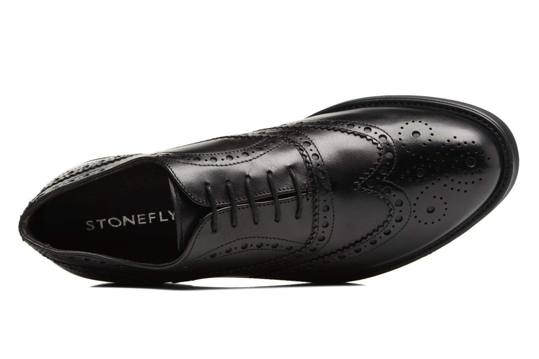 Chaussures à lacets Stonefly Class II 2 Noir vue gauche