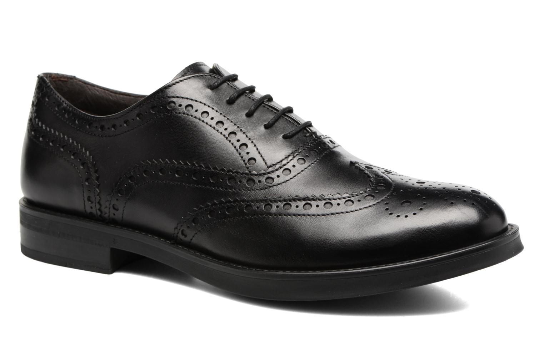 Chaussures à lacets Stonefly Class II 2 Noir vue détail/paire