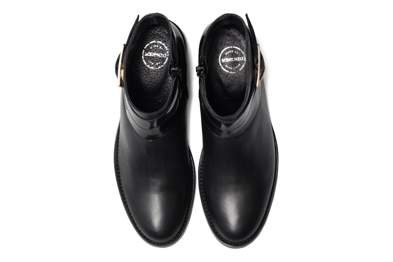 Bottines et boots Made by SARENZA Boots Camp #23 Noir vue portées chaussures