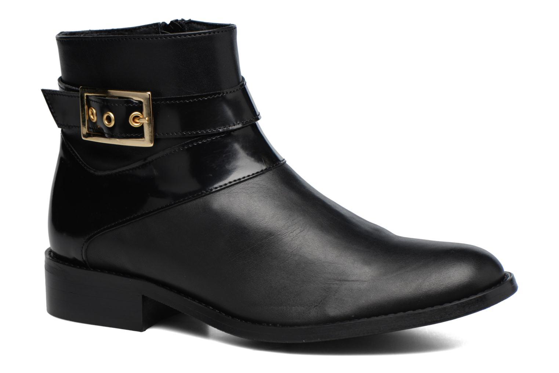 Bottines et boots Made by SARENZA Boots Camp #23 Noir vue droite