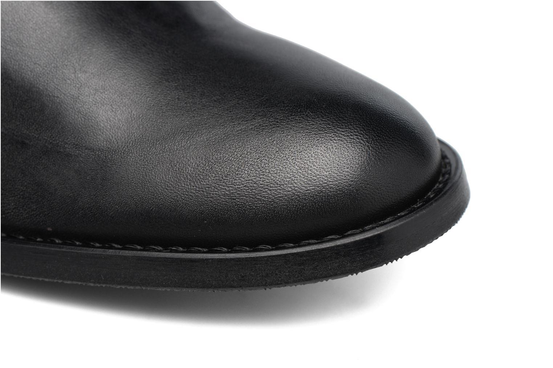 Bottines et boots Made by SARENZA Boots Camp #23 Noir vue gauche
