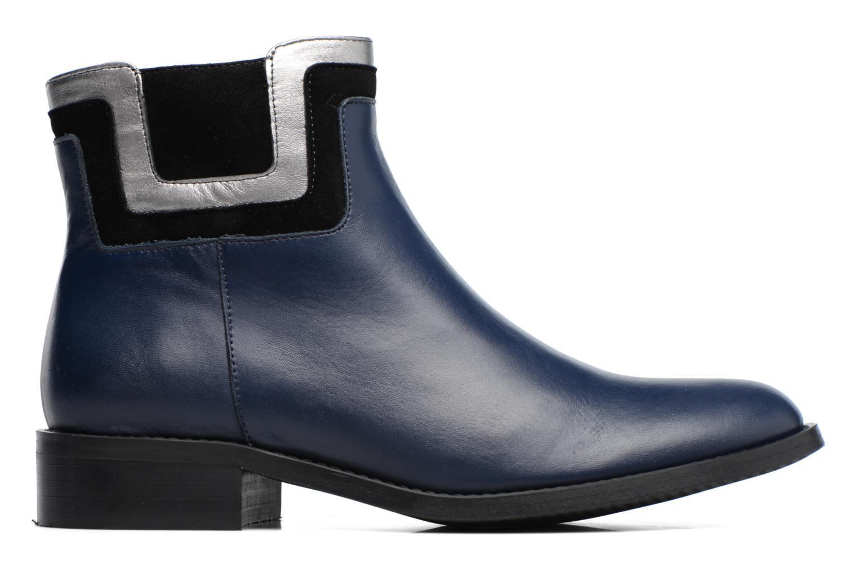 Bottines et boots Made by SARENZA Boots Camp #21 Bleu vue détail/paire