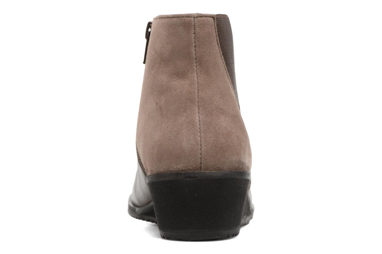 Bottines et boots Hush Puppies Colara Marron vue droite